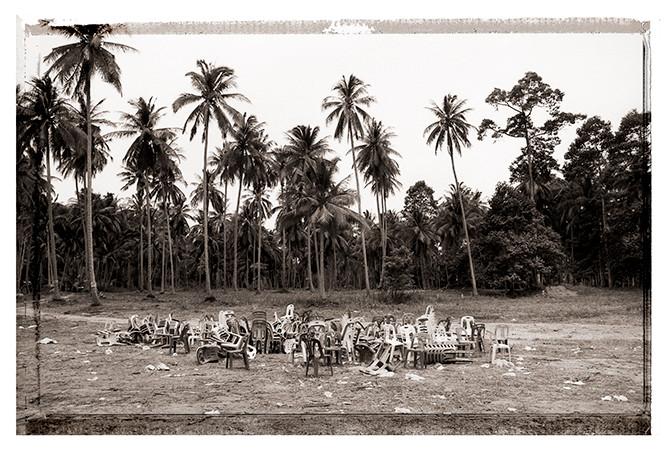 Thailande - chaises