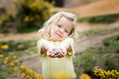 Spring Mini Session Oxshott Heath Rachel Fairfield Photography