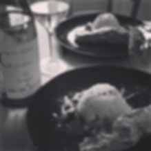 saumon tandoori et arois chardonnay rijckaert