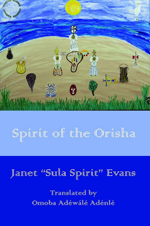 Spirit of the Orisha BOOK ONLY
