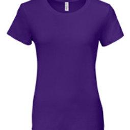 T-Shirt Femme (Col rond)