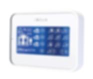 Wireless Alarm LCD Screen
