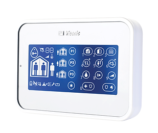 Wireless Alarm LCD Screen