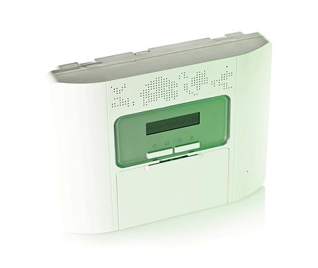 Wireless intruder alarm system