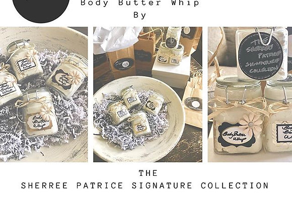 (The Sherree Patrice Signature Collection) Body Butter Whip