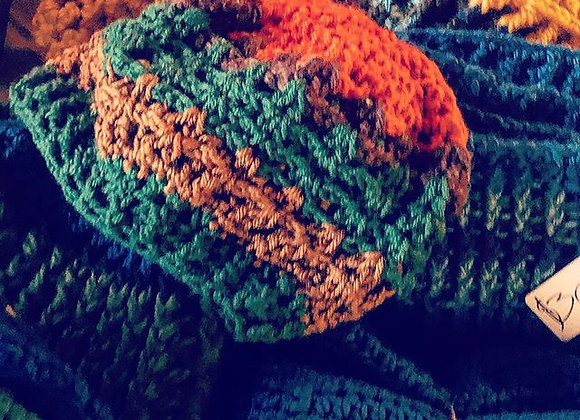 (The Sherree Patrice Signature Collection) Crocheted Hats