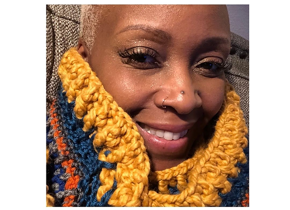 (The Sherree Patrice Signature Collection) Unity Neck Warmers