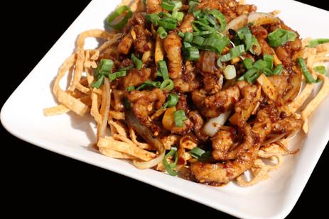 Spicy Tianjian Chili Pork