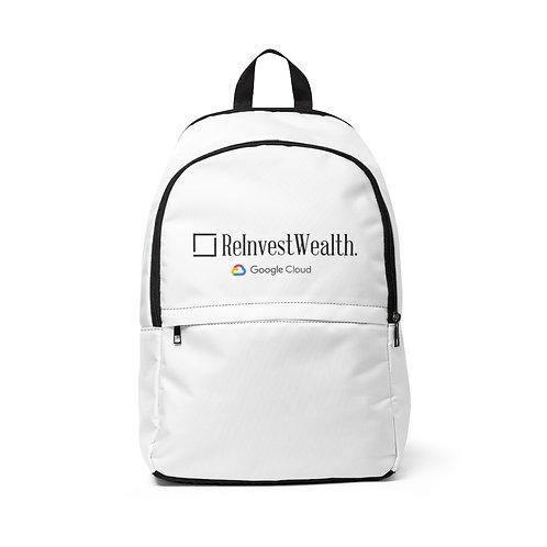 ReInvestWealth Backpack