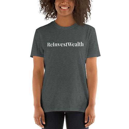ReInvestWealth Official Women's T-Shirt