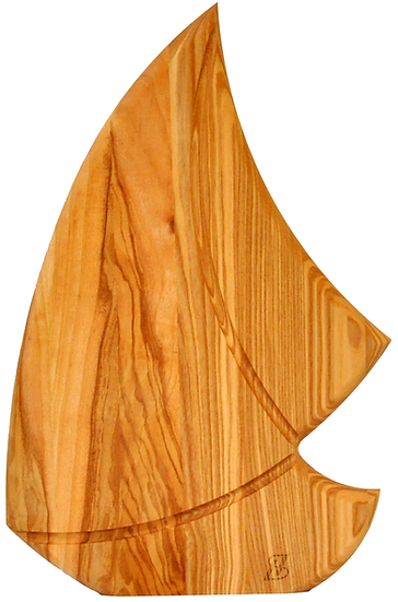 Sail cutting board