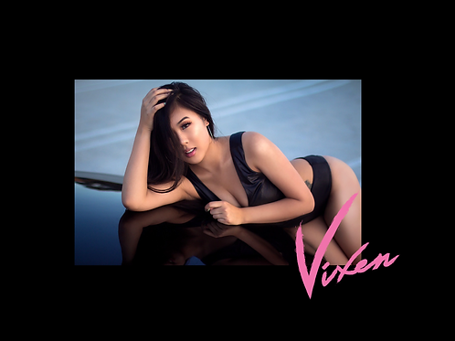 Tina  Vixen Graphic Tee