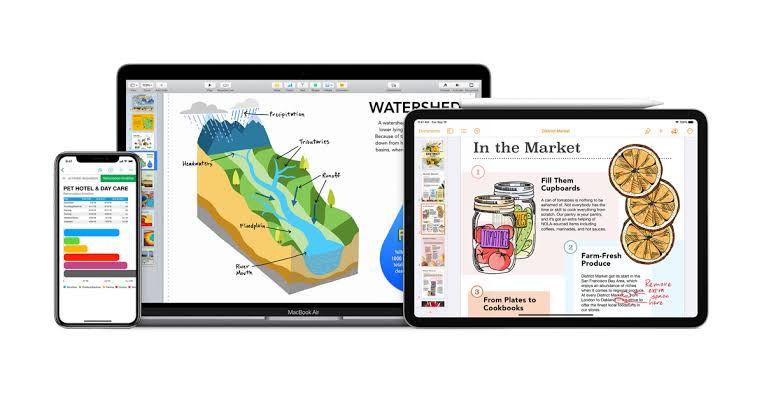 Apple Araçları İle Ders Tasarımı