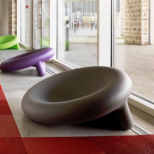 hop fauteuil siège assise basse design ultra future avant gardiste piko edition editeur mobilier fabricant meuble nouvelle aquitaine ecologique recyclable