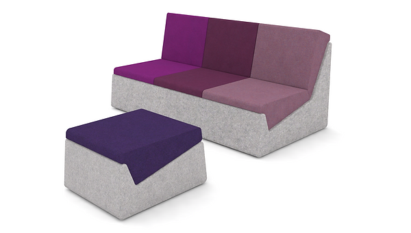 modul canapé sofa fauteuil 2 places 3 places 1 place modulaire modulable design fabriqué en france thibault pougeoise piko edition éditeur mobilier meuble
