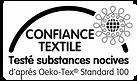 oeko tex standard 100 label labellisé textile sans produit chimique toxique nocif pour la santé bio biologique piko edition mobilier design