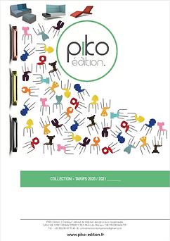 page accueil catalogue produits créations piko edition éditeur mobilier design écologique écoresponsable landes nouvelle aquitaine