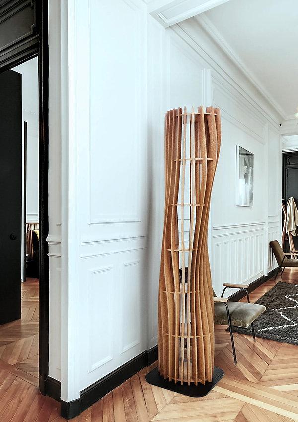 rouah200 bibliothèque livre book loft luxe luxueuse plateau hotel particulier salon designer architecte décorateur intérieur