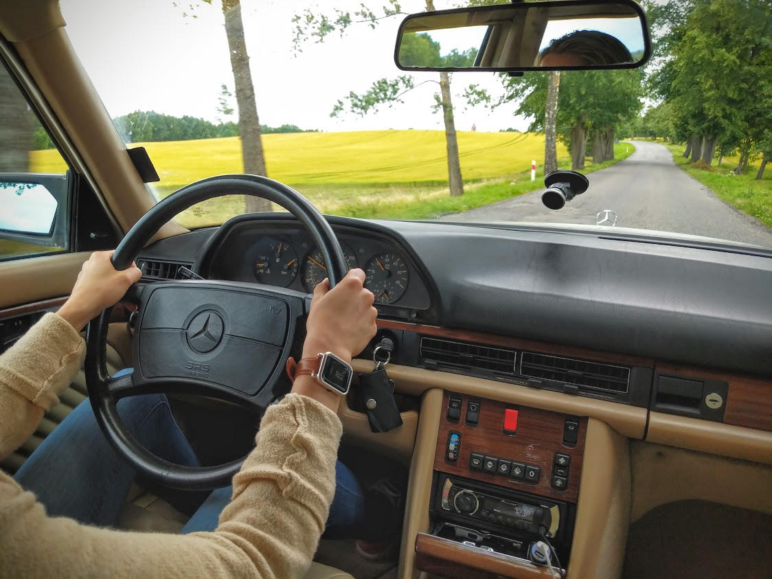 Mercedes skirtas Amerikos rinkai