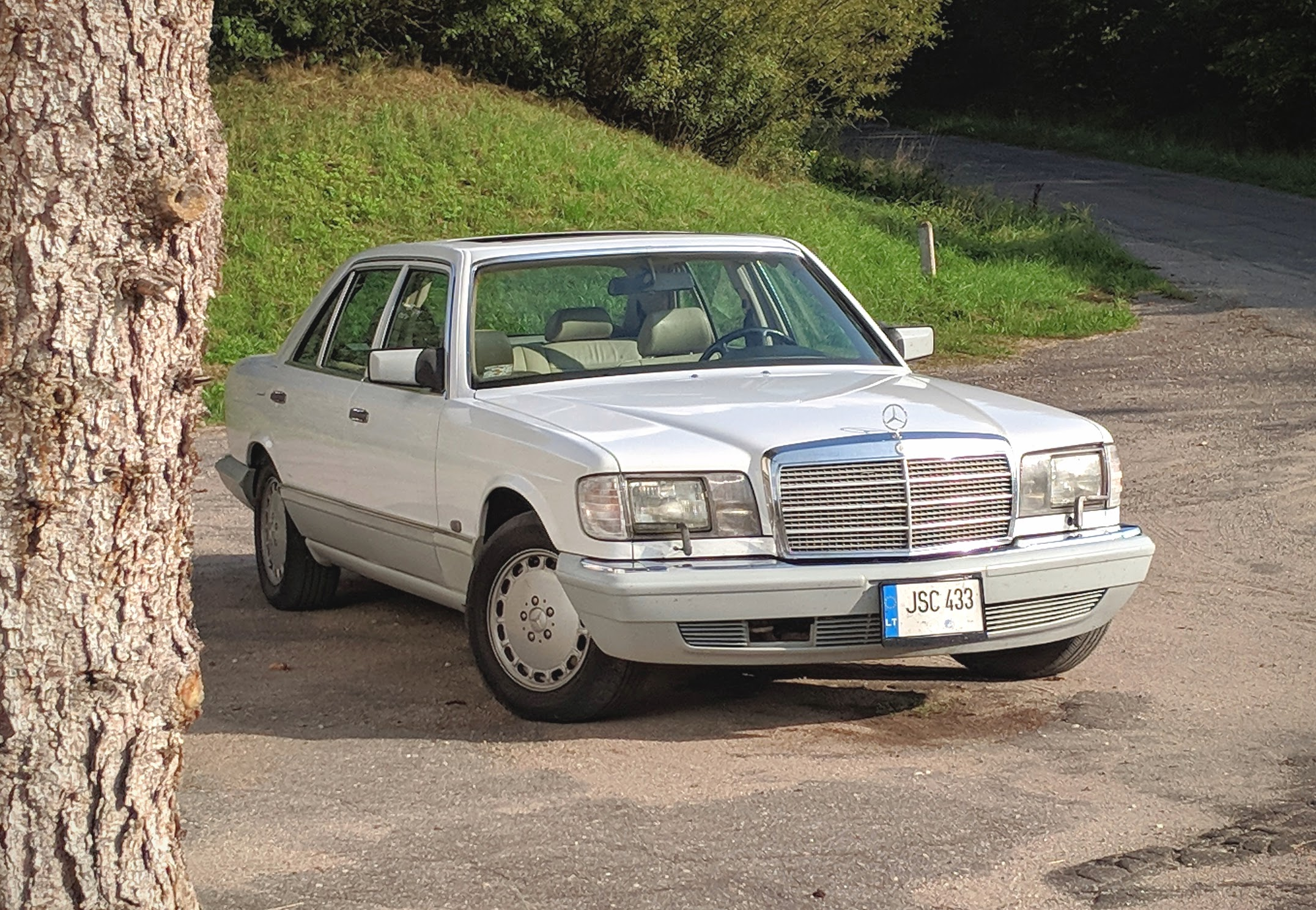 1991 Mercedes Benz 350SDL