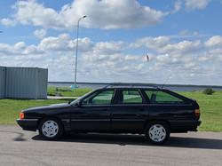 Audi profilis