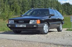 Audi ant žvyro