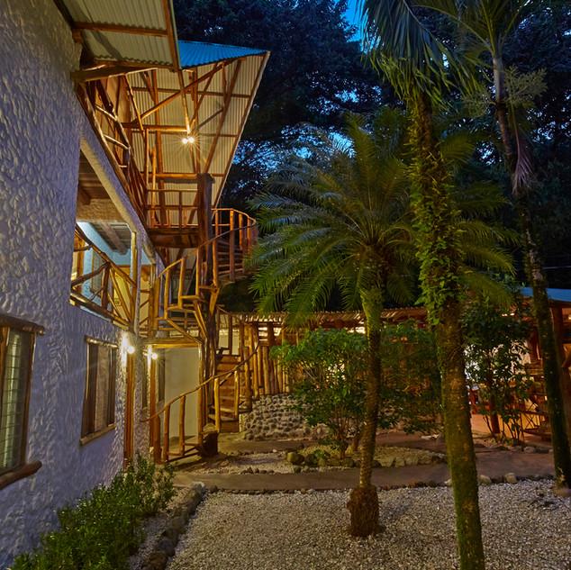 Hotel Entre Dos Aguas Samara Costa Rica