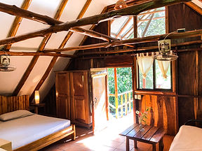 tree-top-suite, hotel entre dos aguas, samara, guanacaste, cosy quiet hotel, costa rica