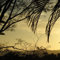 Sundown in Caimital Nicoya