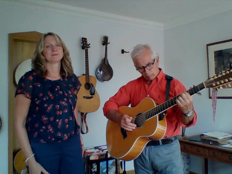 PlaidSong Playing from Home