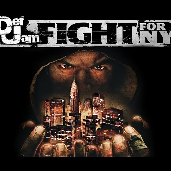 Def Jam Fight For NY Tournament AND Best Costume Contest