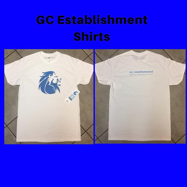 GCE Shirts