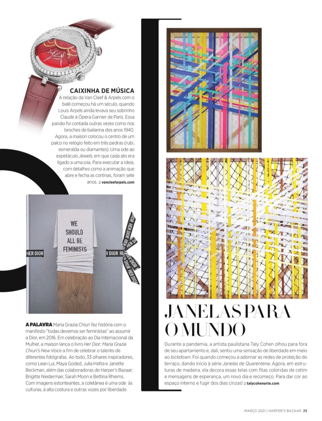 Bazaar Revista Impressa 03/2021