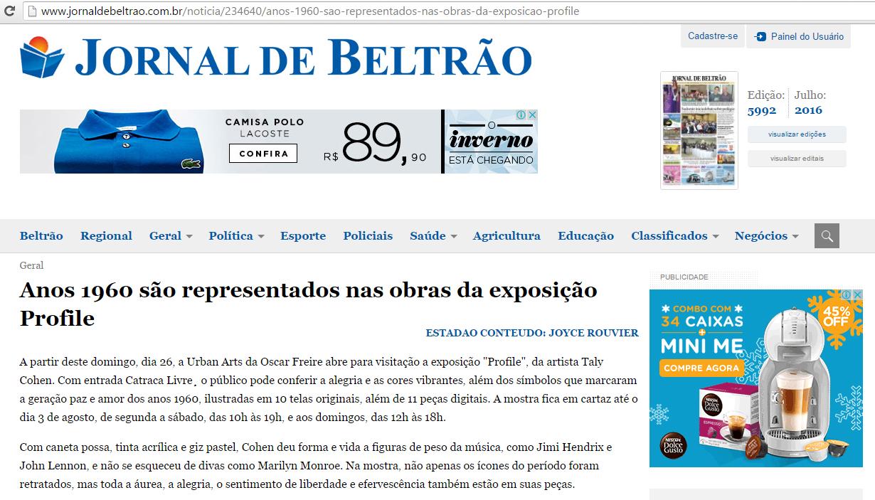 Jornal Beltrão
