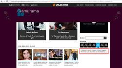 Site Glamurama - 2016