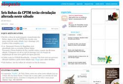 Site Folha Julho/15
