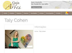 Site Guia das Artes