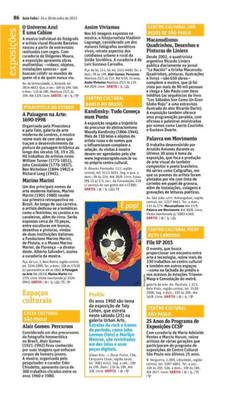 Impresso - Destaque Guia da Folha Julho/15