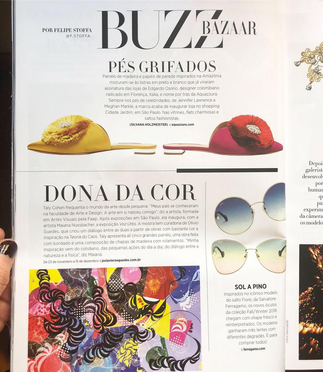 Harper's Bazaar | Revista impressa