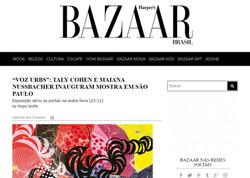 Site Harpe's Bazaar