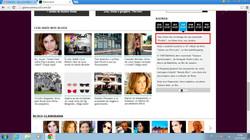 Site Glamurama Julho/15