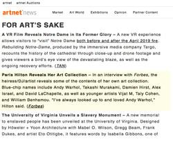 Site ArtNews (USA)