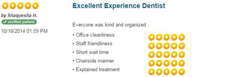 Patient Reviews, dental reviews, friendly dentist, dentist hamden, dentist New Haven, Connect Family Dental, inexpensive dentist, caring dentist, have a great dental expeiene