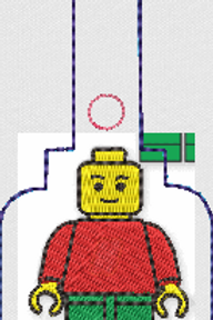 Lego Man No 1