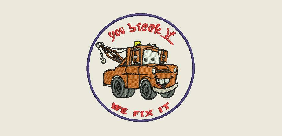 You Break It We Fix It