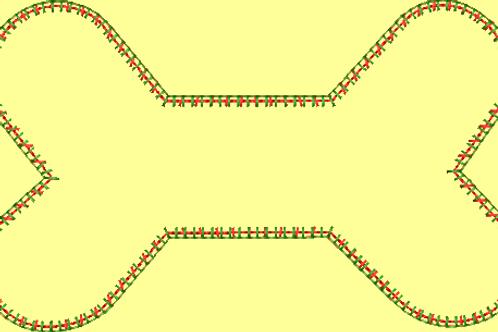 Bone - (4x4 & 5x7)