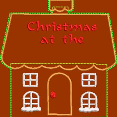 Gingerbread Family Christmas Kit