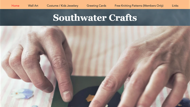 Southewater Crafts Website