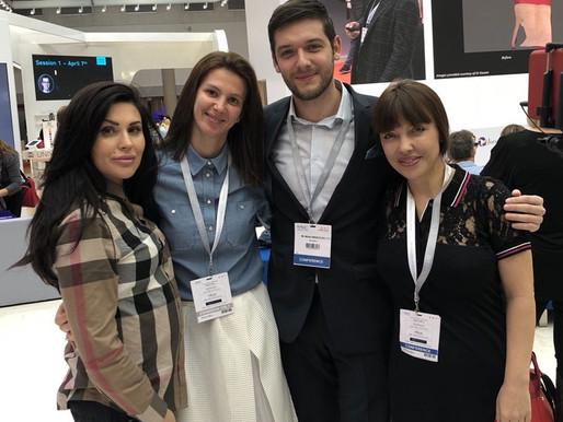 Естетични новости от 16-тият Световен конгрес по естетична медицина проведен в Монте Карло
