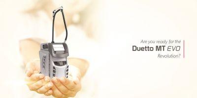 Duetto Mt Evo - най-добрата лазерна епилация в света